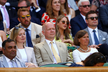 William Hague Day Five: The Championships - Wimbledon 2017