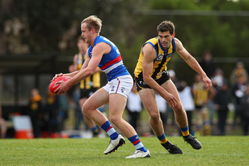 William Hayes VFL Rd 12 - Sandringham v Footscray
