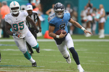 William Hayes Tennessee Titans vs. Miami Dolphins