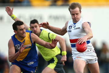 William Hayes VFL Rd 15 - Williamstown v Footscray