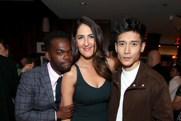 William Jackson Harper Manny Jacinto Entertainment Weekly And L'Oreal Paris Hosts The 2019 Pre-Emmy Party - Inside