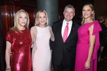 William Lauder Breast Cancer Research Foundation Hot Pink Gala Hosted By Elizabeth Hurley - Inside