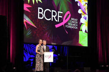 William Lauder Breast Cancer Research Foundation's Hot Pink Party: BCRF Goes Wild - Inside