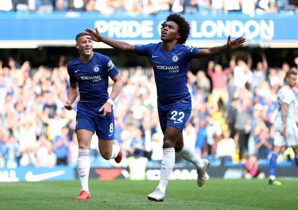 Willian+Chelsea+FC+vs+Cardiff+City+Premi