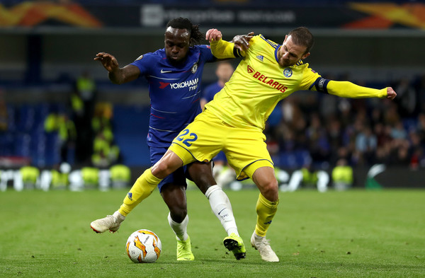 Chelsea vs. FC BATE Borisov - UEFA Europa League - Group L