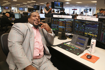 Willie Colon Annual Charity Day Hosted By Cantor Fitzgerald, BGC and GFI - BGC Office - Inside