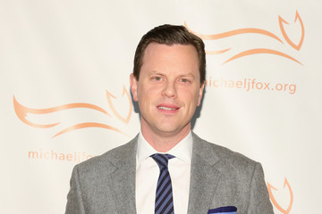 Willie Geist A Funny Thing Happened On The Way To Cure Parkinson's Benefiting The Michael J. Fox Foundation - Arrivals