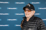 Willie Nelson attends a discussion of his new album 'Ride Me Back Home' during a taping for SiriusXM's Willie's Roadhouse at Luck Ranch on April 13, 2019 in Spicewood, Texas.