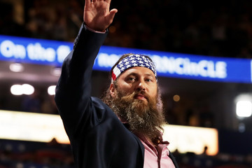 Willie Robertson Republican National Convention: Day One