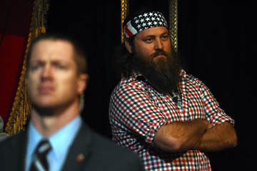 Willie Robertson Donald Trump Attends The 16th Annual Outdoor Sportsman Awards