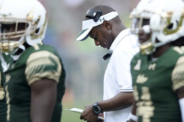 Willie Taggart   Florida State v South Florida