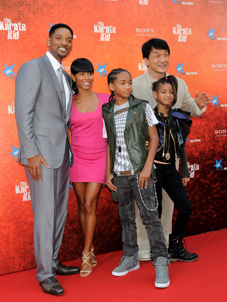 willow smith and jaden smith. Willow Smith and Jaden Smith