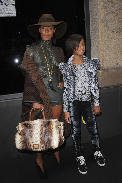 naomi campbell 2011. Willow Smith - Naomi Campbell