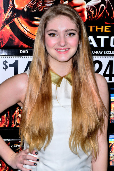 Willow Shields Photos Photos - 'The Hunger Games: Catching ...