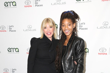 Willow Smith Environmental Media Association's 27th Annual EMA Awards - Inside