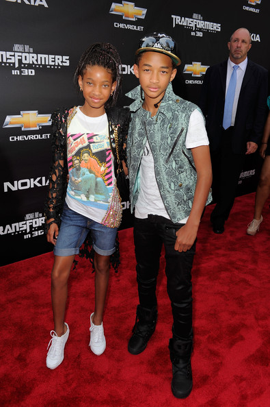 "Willow Smith - ""Transformers: Dark Side Of The Moon"" New York Premiere"