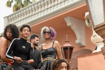 Willow Smith Roc Nation and Three Six Zero  Pre-GRAMMY Brunch 2015 - Inside