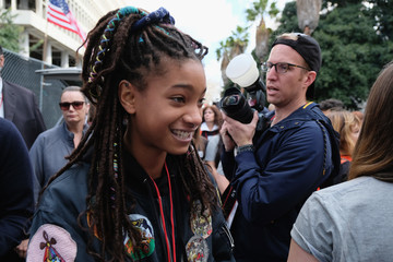 Willow Smith March For Our Lives Los Angeles