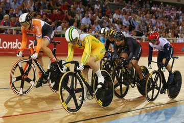 Willy Kanis Olympics Day 7 - Cycling - Track