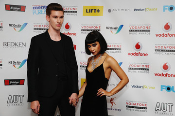 Willy Moon Arrivals at the New Zealand Music Awards