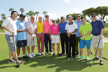 Willy Pumarol Personal Luxury Resorts & Hotels Presents Celebrity Chef Golf Tournament Hosted By Jose Andres - Food Network South Beach Wine & Food Festival