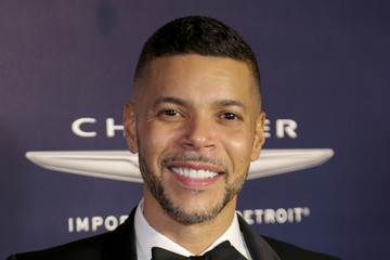 Wilson Cruz NBCUniversal's 74th Annual Golden Globes After Party - Arrivals