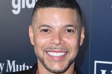 Wilson Cruz 28th Annual GLAAD Media Awards in LA - Red Carpet & Cocktails
