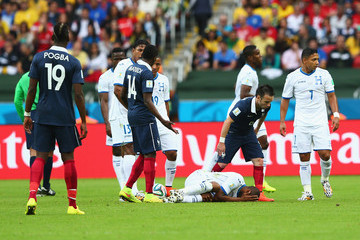 Wilson Palacios France v Honduras: Group E - 2014 FIFA World Cup Brazil