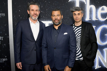 """Win Rosenfeld CBS All Access New Series """"The Twilight Zone"""" Premiere - Red Carpet"""