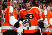 Sean Couturier and Michael Raffl Photos Photo
