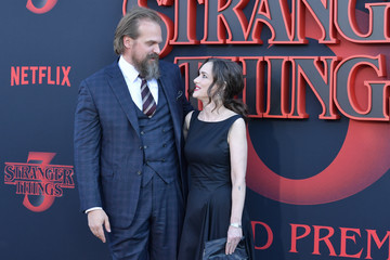 Winona Ryder David Harbour Premiere Of Netflix's 'Stranger Things' Season 3 - Arrivals