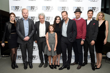 Winona Ryder 53rd New York Film Festival - 'Experimenter' - Red Carpet