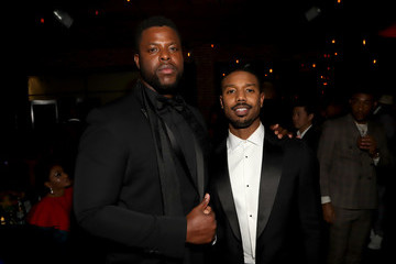 Winston Duke CAA NAACP Image Awards After Party
