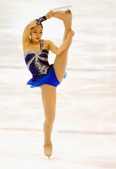 Winter Games NZ - Day 9: Figure Skating (Na-Young Kim)