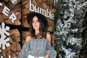Louise Roe attends Winter Bumbleland - Day 1 on April 15, 2017 in Rancho Mirage, California.