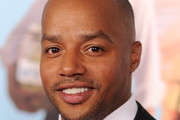"""Actor Donald Faison attends the """"Wish I Was Here"""" screening at AMC Lincoln Square Theater on July 14, 2014 in New York City."""