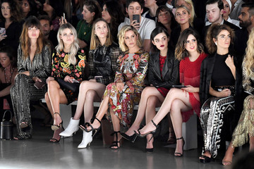Witney Carson Naeem Khan - Front Row - September 2018 - New York Fashion Week: The Shows