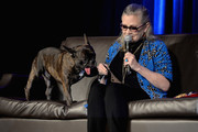 Actress Carrie Fisher speaks onstage during Wizard World Comic Con Chicago 2016 - Day 4 at Donald E. Stephens Convention Center on August 21, 2016 in Rosemont, Illinois.