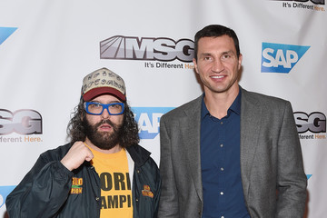 Wladimir Klitschko MSG Networks Original Programming Party