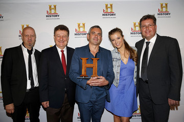 Wolfgang Heckl History Awards 2015 Presented by the History Channel