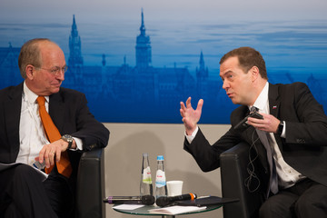 Wolfgang Ischinger Munich Security Conference 2016