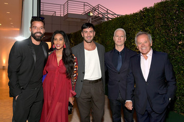 Wolfgang Puck The J. Paul Getty Medal Dinner 2019