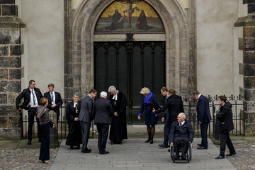 Wolfgang Schäuble Germany Celebrates 500th Anniversary Of The Reformation