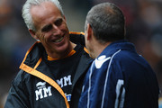 Avram Grant and Mick Mccarthy Photos - 1 of 4 Photo