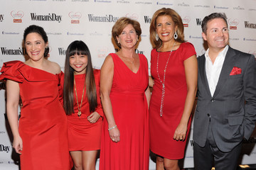 Charice Woman's Day Red Dress Awards & Campbell's AdDress Your Heart