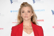Actress Natalie Dormer attends the Woman Of The Year Awards Lunch at Intercontinental Hotel on October 16, 2017 in London, England.