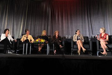 Jodi Gillette Women In Cable Telecommunications, espnW, and Women's Sports Foundation Host 40 for 40, 40 Years Of Title IX, 40 Women Who Have Made An Impact - Inside