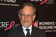 Steven Spielberg attends The Women's Cancer Research Fund's An Unforgettable Evening Benefit Gala at the Beverly Wilshire Four Seasons Hotel on February 28, 2019 in Beverly Hills, California.