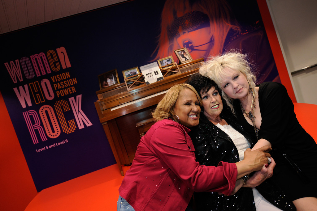 rock hall women Today is international women's day, what better way to celebrate than by honoring the influential women rockers inducted into the rock and roll hall of fame.