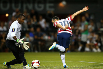 Woodrow West Belize v United States - 2013 CONCACAF Gold Cup